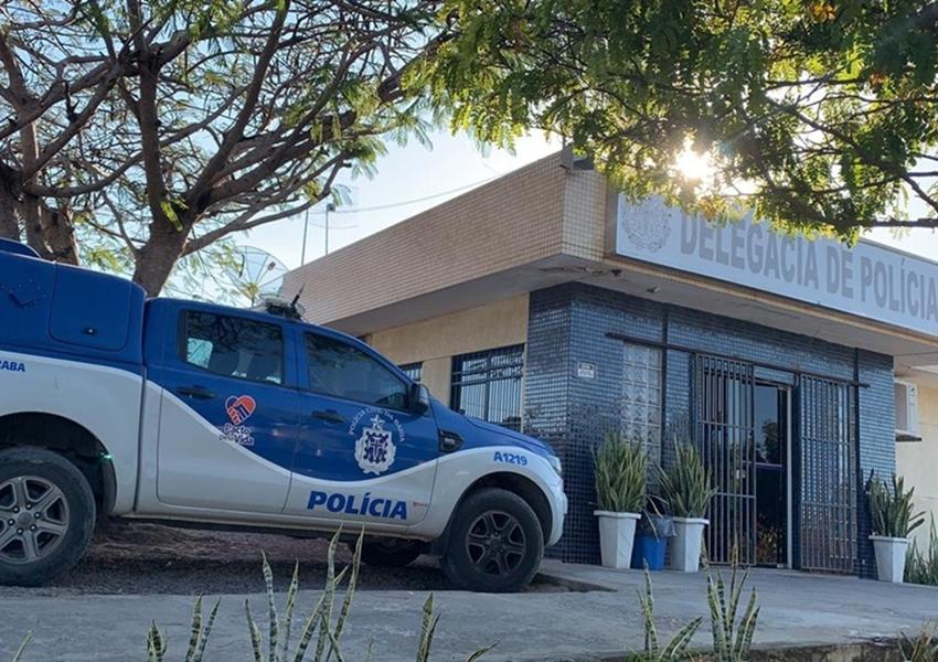 Homem é preso suspeito de estuprar sobrinha de 11 anos na BA; vítima foi ameaçada com arma e facão