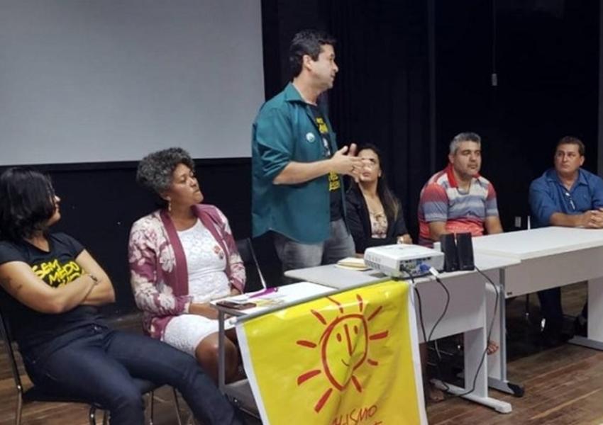 Durante convenção, PSOL confirma Marcos Mendes como candidato ao governo da Bahia