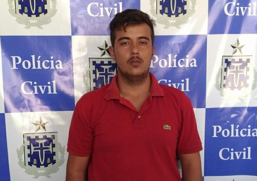 Barra da Estiva: preso homem acusado de atirar em criança de 6 anos