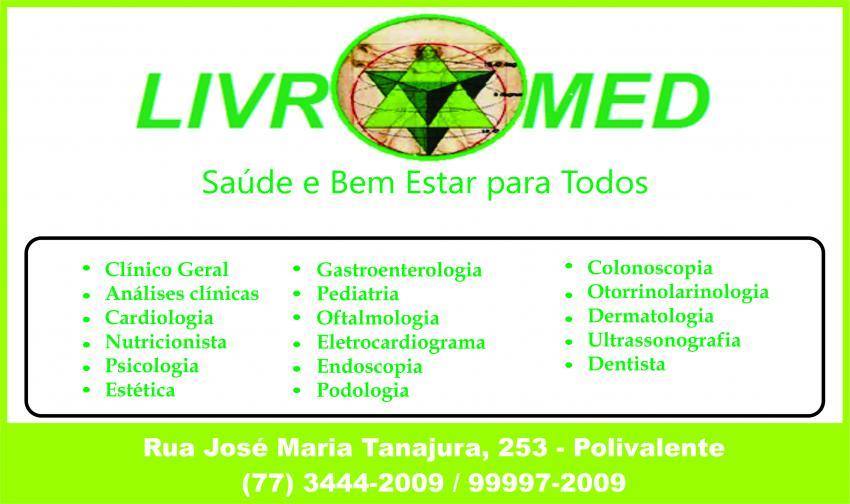 Visite e conheça a LIVRAMED