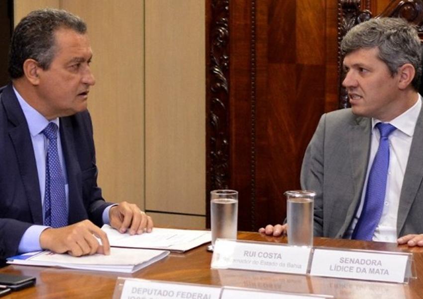 Em Brasília, Rui se reúne com ministro para destravar obra da rodovia Ilhéus-Itabuna