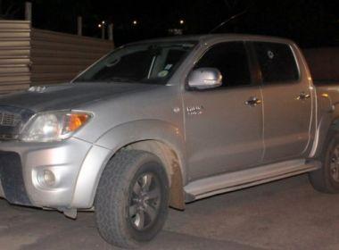 Eunápolis: Pastor tem carro alvejado por tiro quando tentava impedir assalto
