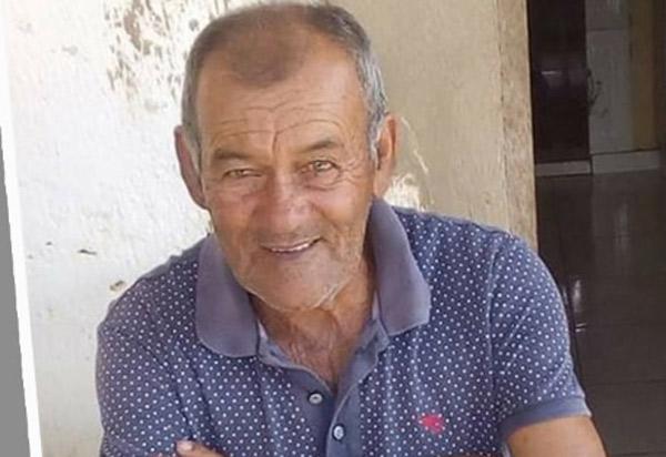 Aracatu: senhor Osvaldo Aragão está desaparecido
