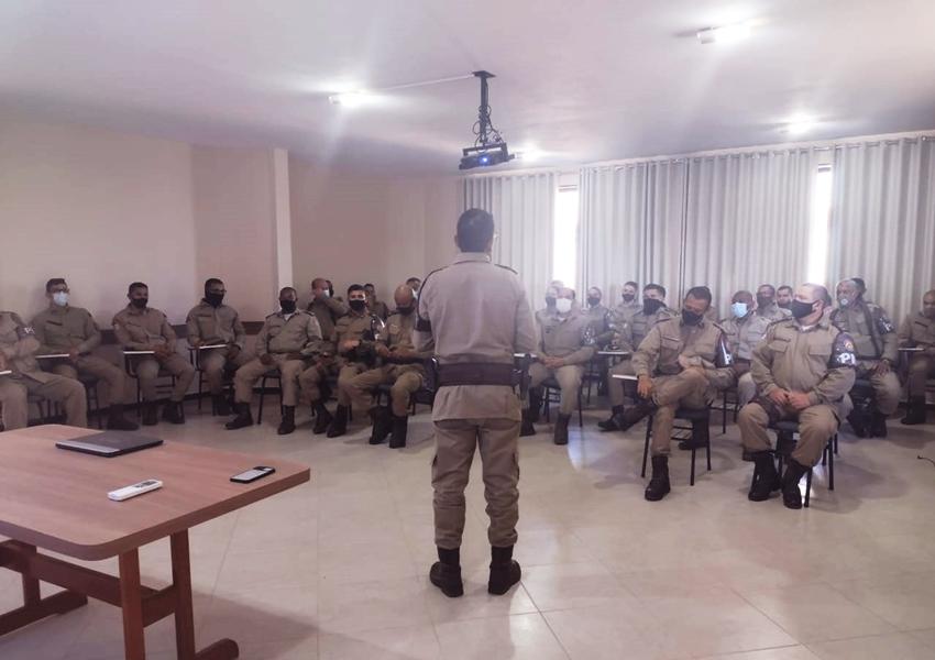 Livramento: Comandante da 46ª CIPM realiza Parada Militar na unidade