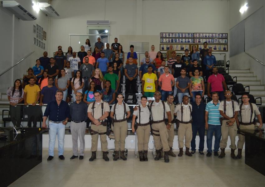 Livramento: 46ª CIPM oferta curso preparatório gratuito para o concurso da Polícia Militar