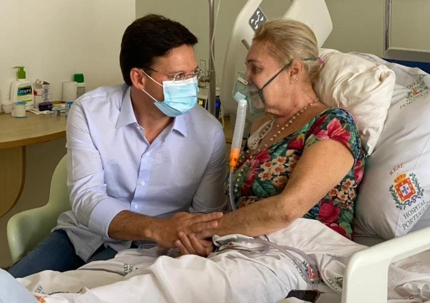 Mãe do ministro João Roma morre vítima de câncer no Recife