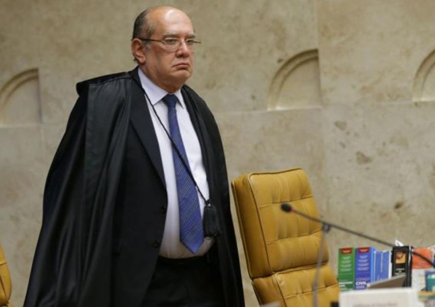 Gilmar Mendes pede vista e julgamento de Lula é adiado