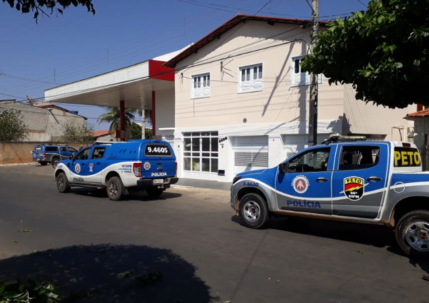 Assaltantes que atacaram carro forte na BR-116 podem estar em Livramento; polícia está mobilizada na cidade