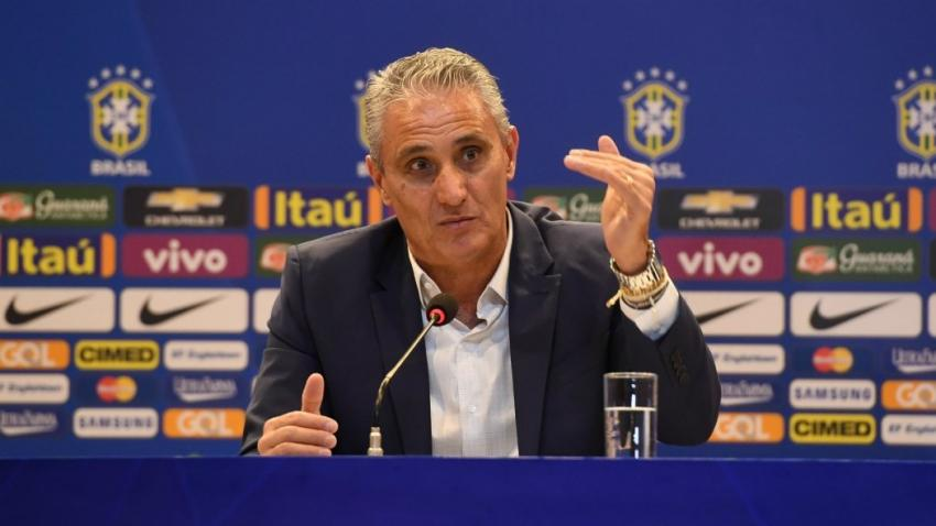 CBF pretende manter Tite na seleção após o Mundial da Rússia
