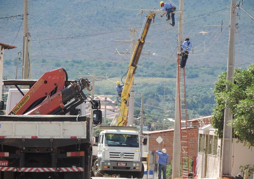 Coelba informa sobre desligamento programado de energia em Livramento nesta sexta-feira (19)