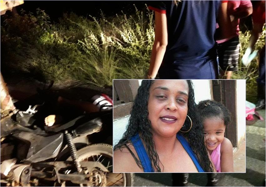 Tragédia: Acidente com moto e caminhão deixa três pessoas mortas em Livramento de Nossa Senhora