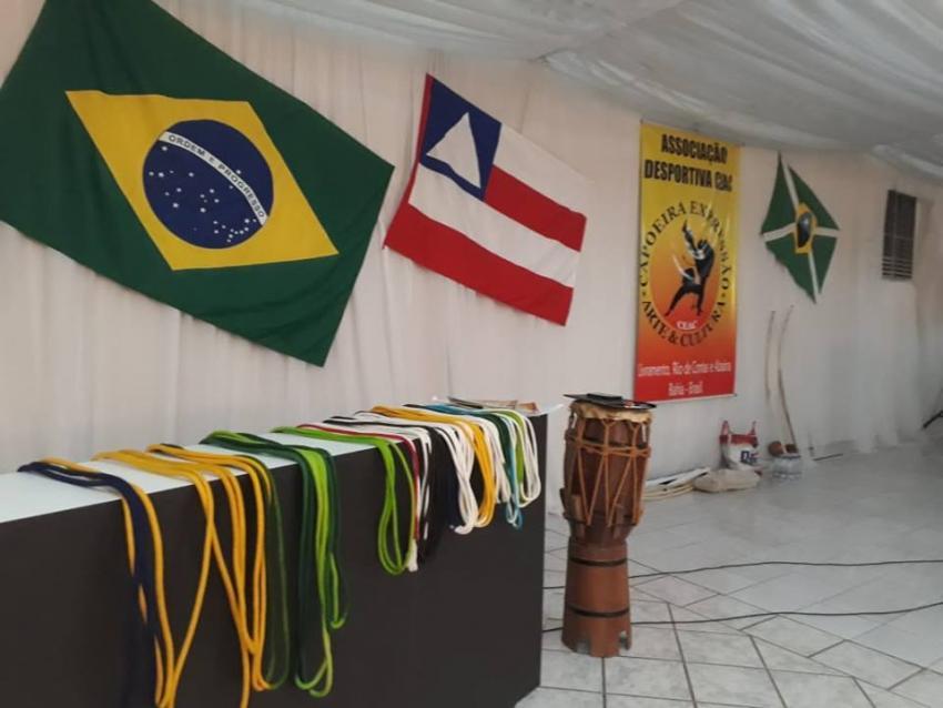 XXIII Encontro de Capoeira Centro Sul Baiano e Chapada Diamantina foi realizado em Livramento no último final de semana
