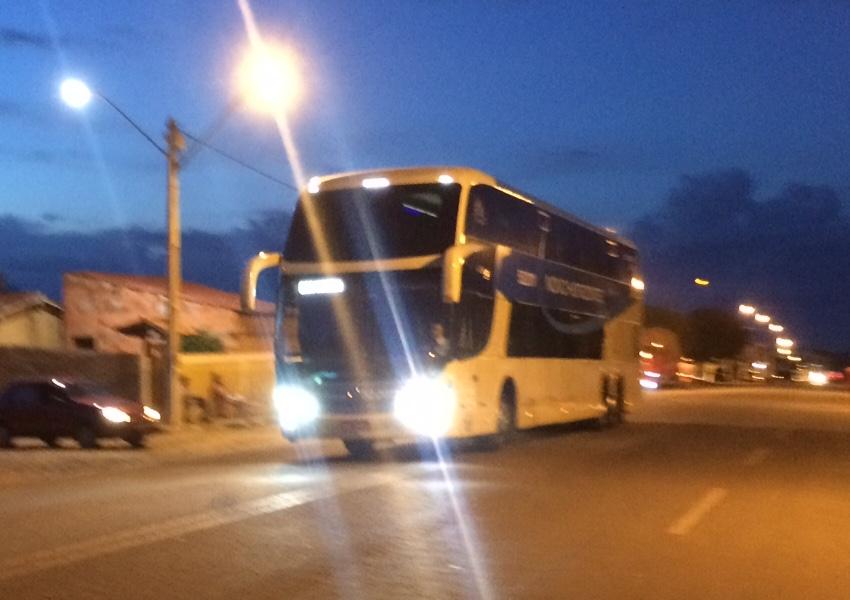 Caetité: Mulher passa mal e morre dentro de ônibus da Novo Horizonte