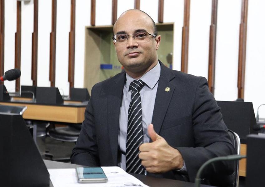 Representação contra Alden é publicada no Diário do Legislativo