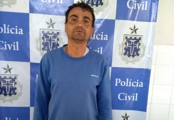 Barra da Estiva: acusado da morte Rhanna KevIla é preso pela Polícia Civil