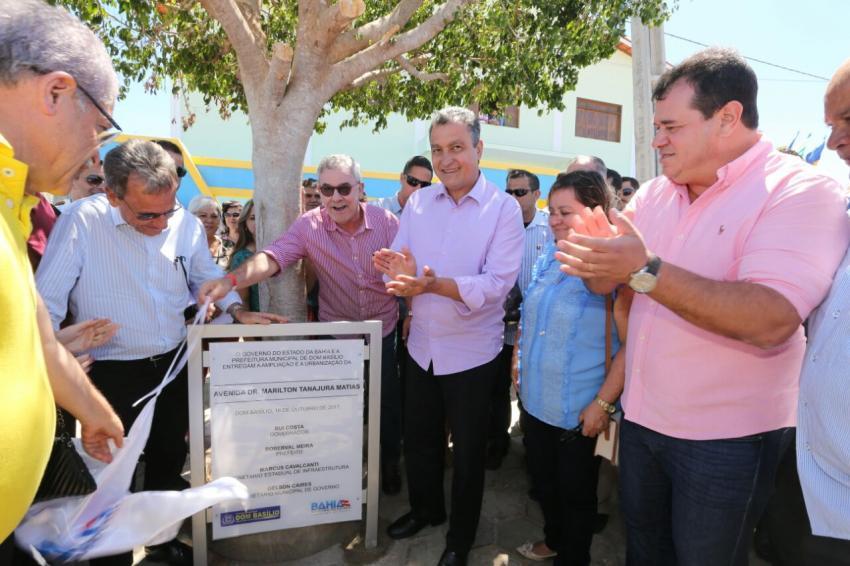 Governo anuncia licitação para recuperação de trecho da BA-148 em Dom Basílio