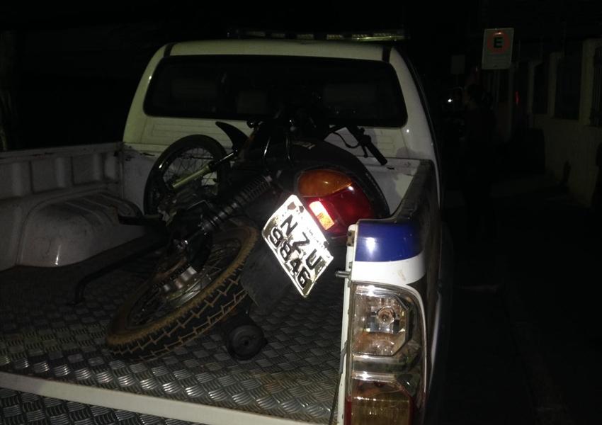 Policiais da 46ªCIPM recuperam motocicletas roubadas em Livramento e Rio de Contas