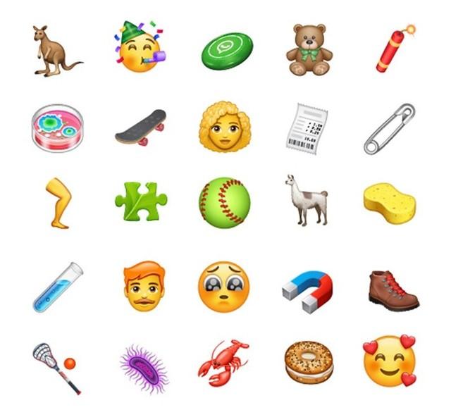 WhatsApp: Aplicativo para Android recebe 157 novos emojis