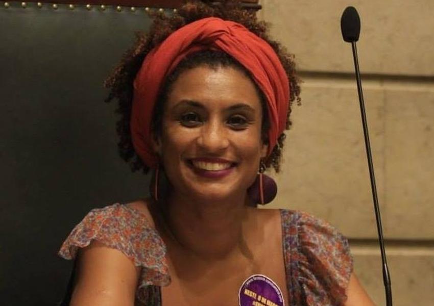 Vereadora do PSOL, Marielle Franco é morta a tiros na Região Central do Rio