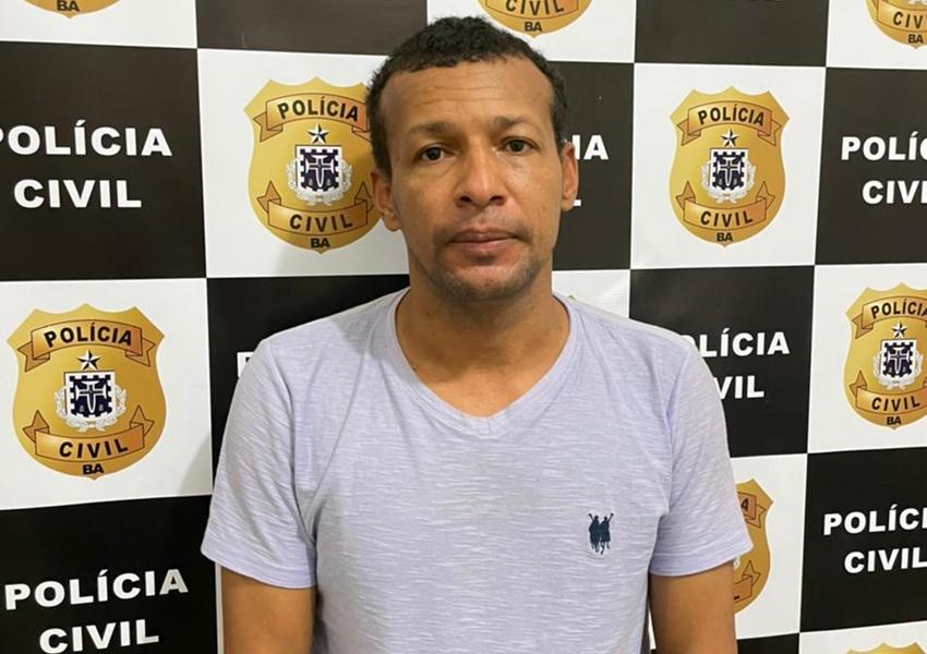 Exclusivo: Foragido desde fevereiro acusado de estupro, ex-secretário de obras de Ituaçu se entrega a Polícia