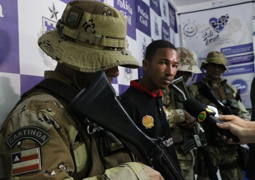 Bahia: Integrante de quadrilha que participou de ação em Olindina é encontrado