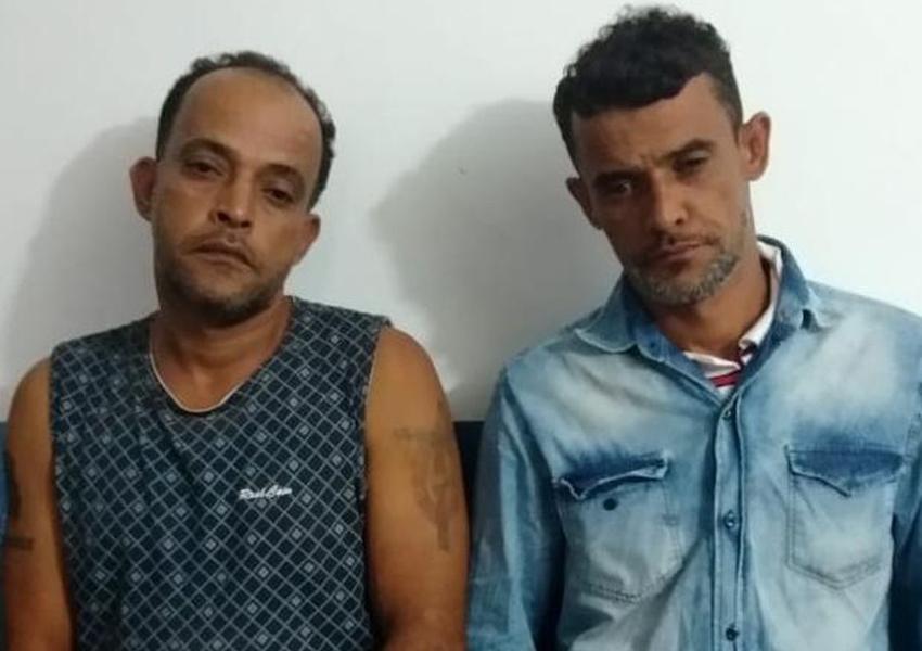 Homens são presos suspeitos de matar irmão a pauladas; polícia investiga disputa por herança
