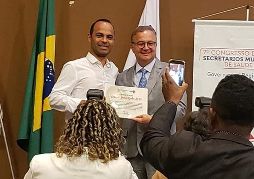 Dom Basílio: Município recebe prêmio Irmã Dulce