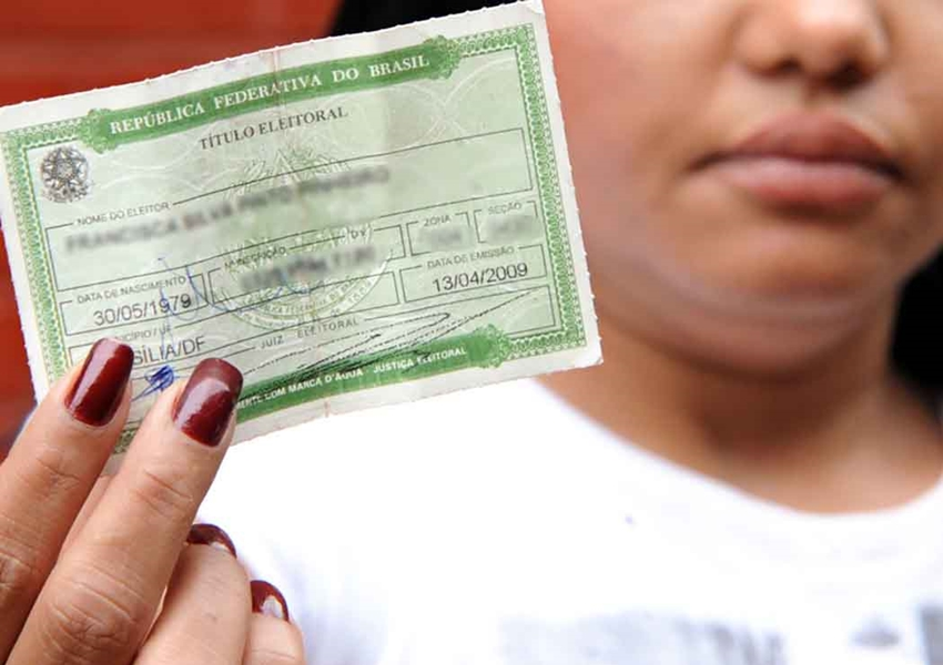 Eleitores com títulos cancelados podem regularizar situação a partir de 5 de março