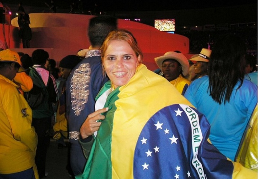 Tricampeã brasileira de Atletismo morre em grave acidente de carro em estrada do Paraná