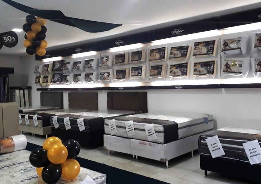 Livramento: Black Friday na loja Ortobom com desconto de até 50%