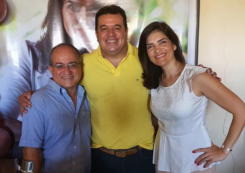 Deputado Marquinho Viana participa de lançamento de pré-candidatura em Itambé
