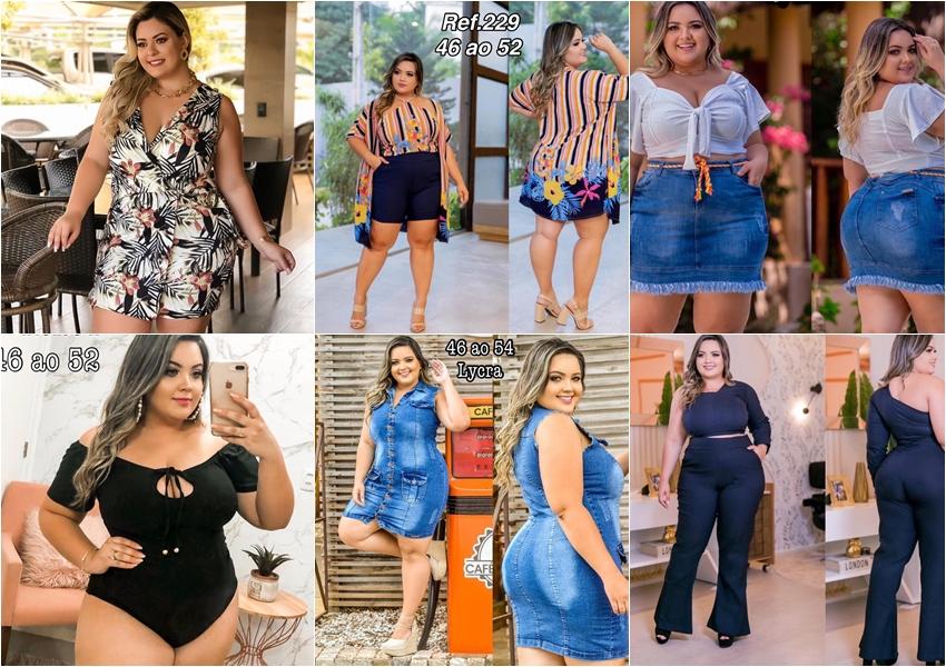 Livramento: Conheça a Dona Amora, Moda Plus Size