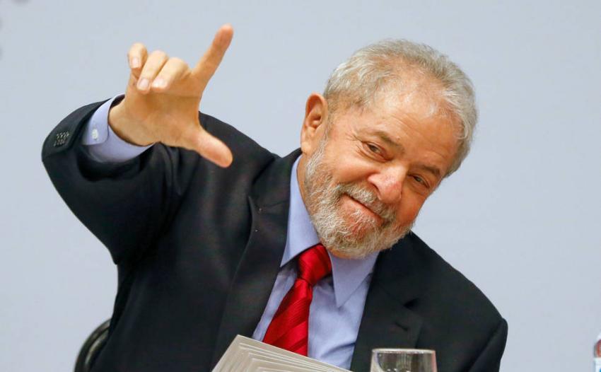Datafolha: Lula volta a surgir com 30% das intenções de voto