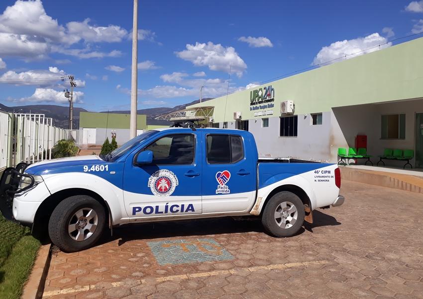 Livramento: Jovem sofre tentativa de homicídio no Bairro Benito Gama