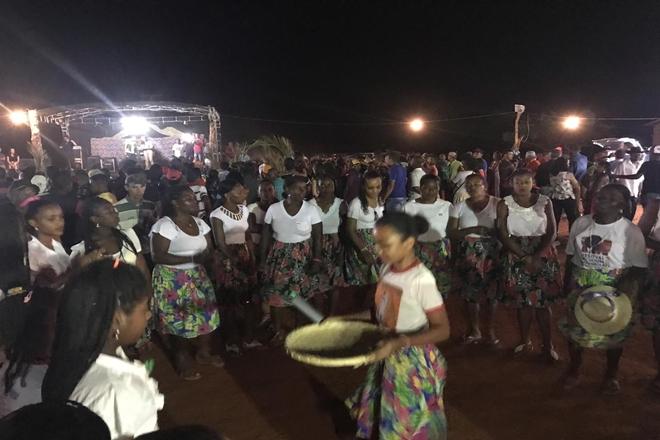 Livramento: Encontro de Comunidades Quilombolas homenageia o Novembro Negro