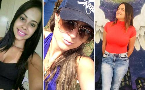 Acidente entre carro e caminhão mata três amigas