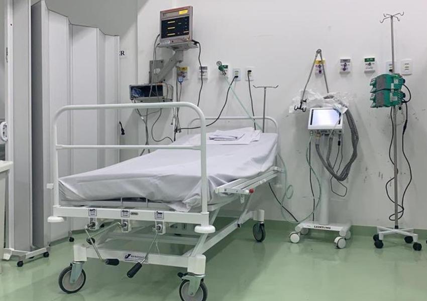 Bahia registra, pela primeira vez desde março, menor número de pacientes internados em leitos de UTI Covid-19