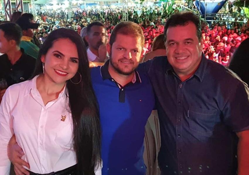 Deputado Marquinho Viana participa dos 58 anos de emancipação de Belo Campo