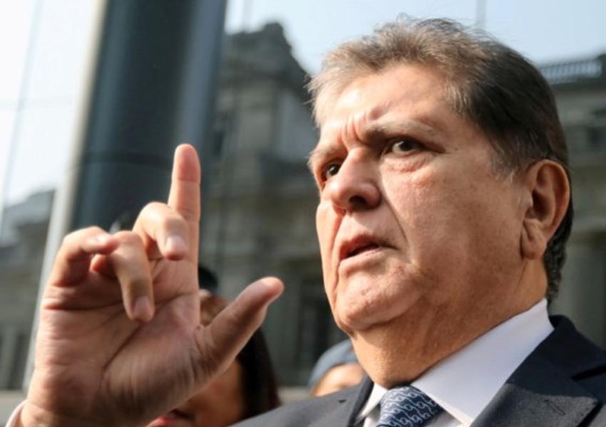 Ex-presidente do Peru morre após dar tiro na própria cabeça ao ser preso