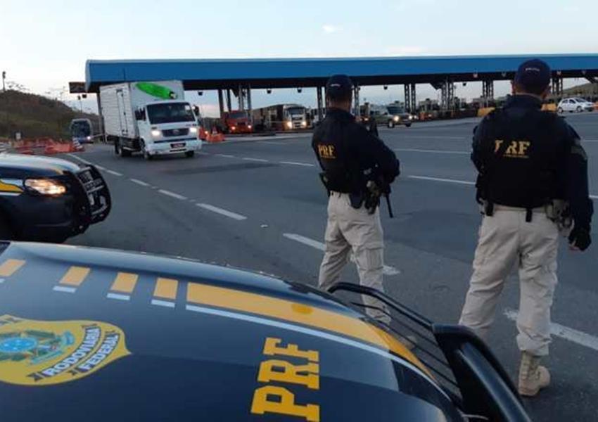 PRF aponta redução de acidentes com vítimas fatais nas estradas no feriadão