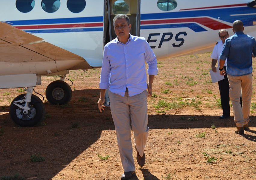 Rui Costa cumprirá agenda na próxima quinta feira (05) em Paramirim