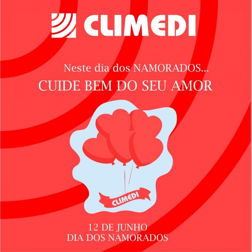 Climedi informa: Feliz dia dos namorados