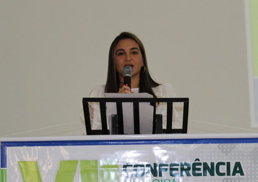 Secretária de Saúde de Livramento, Kyara Alves é exonerada do cargo