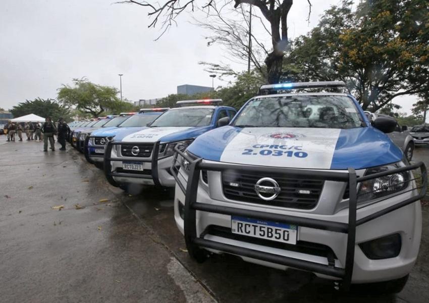 Governo do Estado garante novas viaturas para uso da Polícia Militar na capital e RMS
