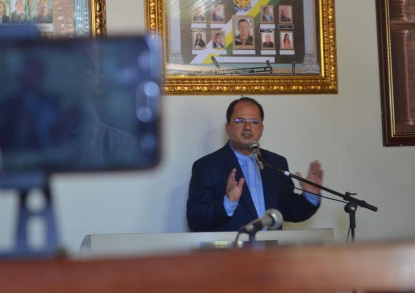 Jussiape: Prefeito anuncia novos projetos e conquistas para Jussiape