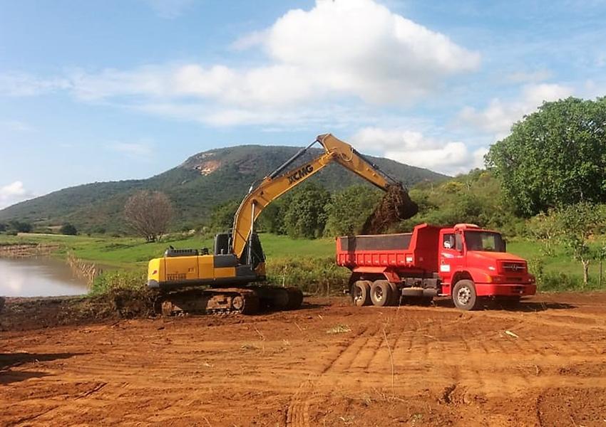 Livramento: Lagoa de São Timóteo está sendo revitalizada