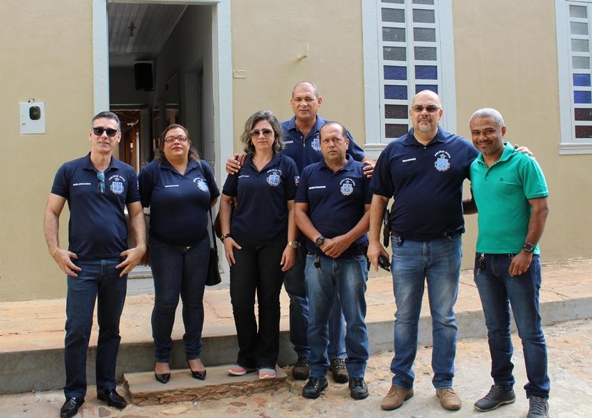 Livramento: Nito Cabeleireiro participa de homenagem ao Delegado Marcos Torres