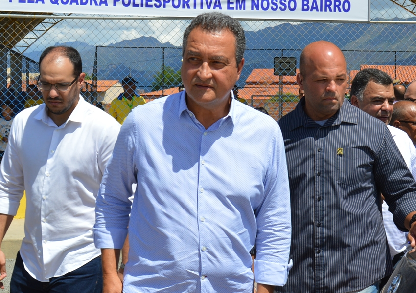 Rui Costa tem 61% e Zé Ronaldo 10%, aponta na pesquisa Ibope