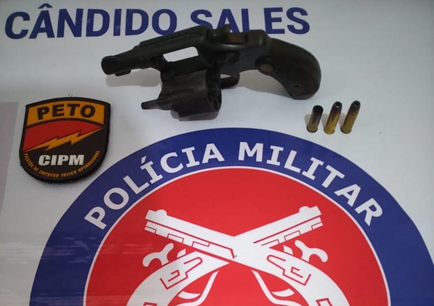 Cândido Sales: Homem morre em confronto com a polícia