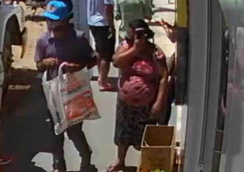Mulher que furtou benefício de aposentado é presa em Dom Basílio